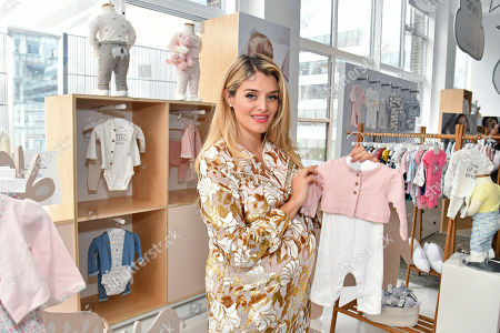 CARTER'S INC. Daphne Oz joins Carter's to unveil their annual Little Baby Basics collection and celebrate Mother's Day on in New York