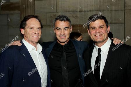 Mark Rachesky (Chairman of Lions Gate Entertainment), Chad Stahelski (Director), Jason Constantine (Pres. Acquisitions Lionsgate)
