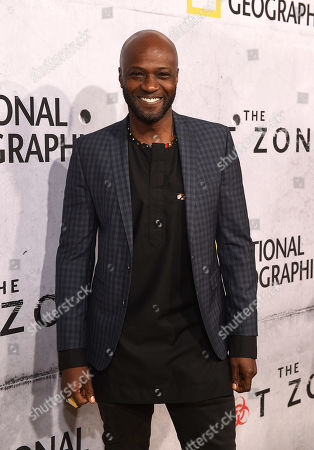 Editorial picture of 'The Hot Zone' TV show premiere, Arrivals, Los Angeles, USA - 09 May 2019