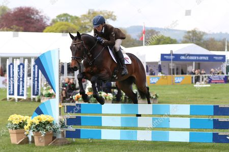 Editorial image of Dodson and Horrell, Internationall Horse Trials 2019 - 10 May 2019