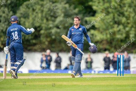 Editorial photo of Scotland v Afghanistan, One Day International., 2nd ODI - 10 May 2019