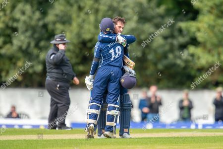 Editorial picture of Scotland v Afghanistan, One Day International., 2nd ODI - 10 May 2019
