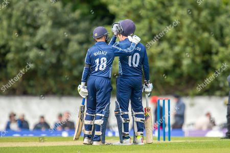 Editorial image of Scotland v Afghanistan, One Day International., 2nd ODI - 10 May 2019