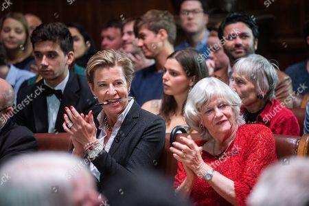 Ann Widdecombe and Katie Hopkins speaking at No Platform Debate