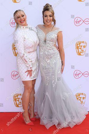Kirsty Leigh-Porter and Stephanie Davis