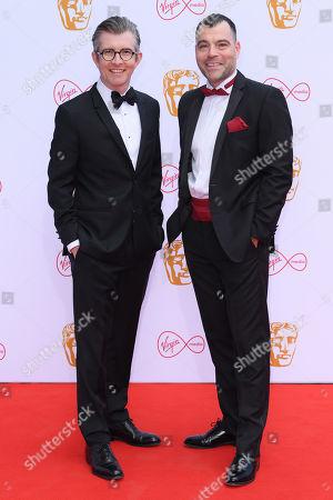 Gareth Malone and David Benson