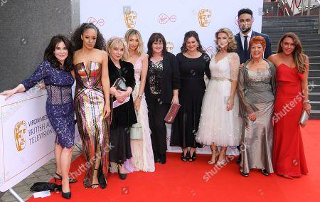 Sally Dexter, Sarah-Jane Crawford, Helen Lederer, Megan McKenna, Coleen Nolan, Victoria Derbyshire, Ashley Banjo, Ruth Madoc and Michelle Heaton