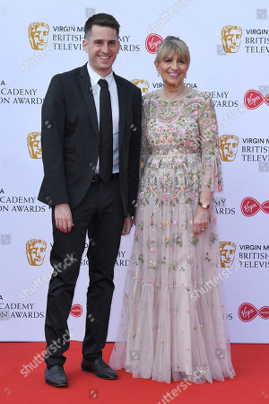 Editorial picture of British Academy Television Awards, Arrivals, Royal Festival Hall, London, UK - 12 May 2019
