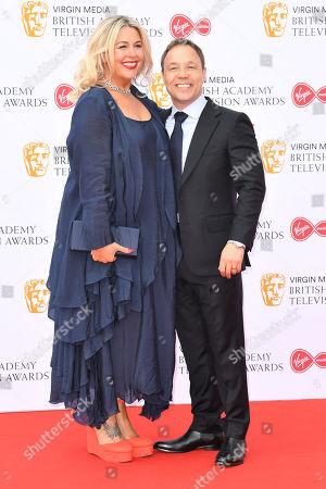 Hannah Walters and Stephen Graham
