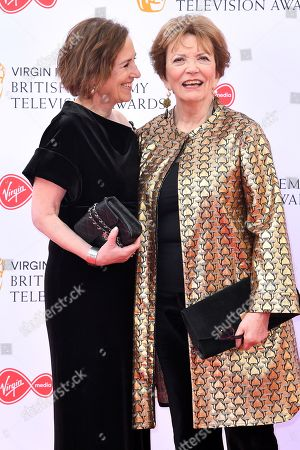 Kirsty Wark and Joan Bakewell