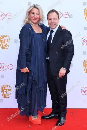 Editorial image of British Academy Television Awards, VIP Arrivals, Royal Festival Hall, London, UK - 12 May 2019