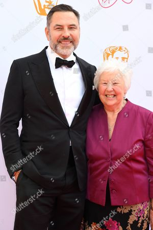 Editorial photo of British Academy Television Awards, VIP Arrivals, Royal Festival Hall, London, UK - 12 May 2019