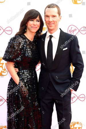 Sophie Hunter & Benedict Cumberbatch