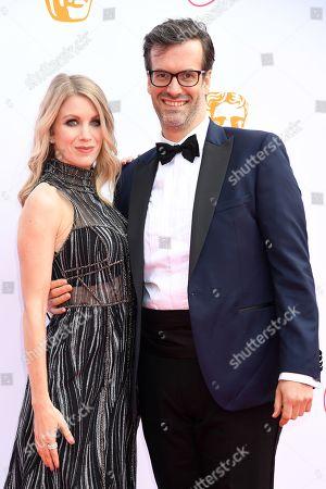 Rachel Parris and Marcus Brigstocke