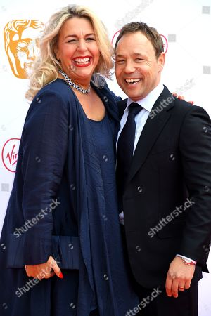 Stock Image of Hannah Walters and Stephen Graham