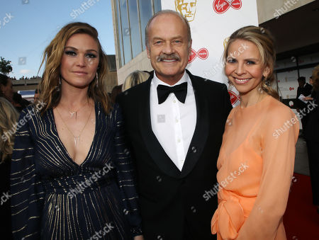 Julia Stiles, Kelsey Grammer and Kayte Walsh