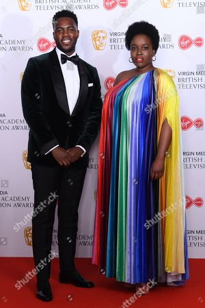 Mo Gilligan and Lolly Adefope