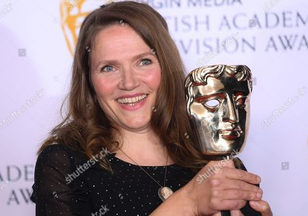 Jessica Hynes - Female Performance in a Comedy Programme - 'There She Goes'