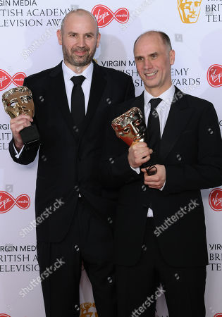 Stock Picture of Jesse Armstrong, Tony Roche - International - 'Succession'