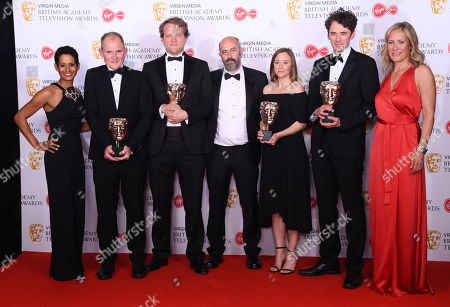 Stock Picture of Evan Williams, Patrick Wells, Eva Lucas, Dan Edge - Current Affairs - 'Myanmar's Killing Fields', presented by Naga Munchetty and Sophie Raworth