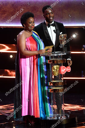 Stock Picture of Lolly Adefope and Mo Gilligan