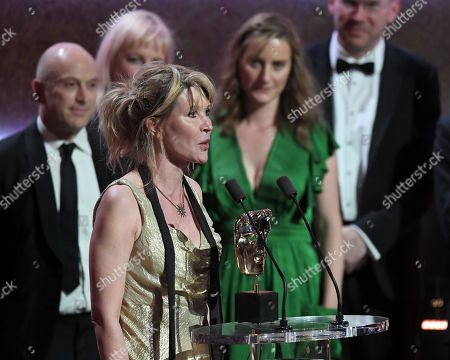Editorial image of British Academy Television Awards, Ceremony, Royal Festival Hall, London, UK - 12 May 2019