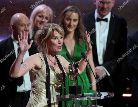 Editorial picture of British Academy Television Awards, Ceremony, Royal Festival Hall, London, UK - 12 May 2019