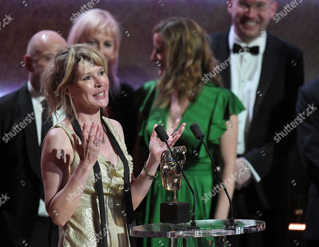 Stock Picture of Julia Davis - Scripted Comedy - Sally4Ever presented by Kelsey Grammer