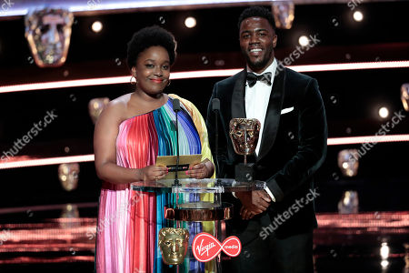 Lolly Adefope and Mo Gilligan