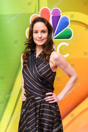 Editorial photo of NBCUniversal Upfront Presentation, Arrivals, Four Seasons Hotel, New York, USA - 13 May 2019