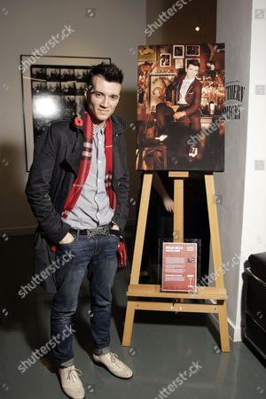 Editorial image of Southern Comfort Cocktail Party Launch, London, Britain - 28 Oct 2009