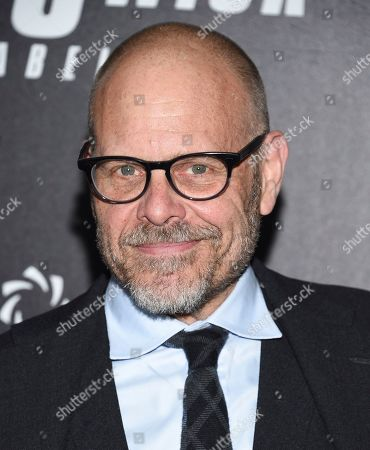 "Chef Alton Brown attends the world premiere of ""John Wick: Chapter 3 - Parabellum"" at One Hanson, in New York"