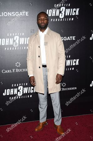 """Editorial image of World Premiere of """"John Wick: Chapter 3 - Parabellum"""", New York, USA - 09 May 2019"""