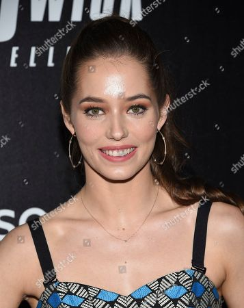 """Unity Phelan attends the world premiere of """"John Wick: Chapter 3 - Parabellum"""" at One Hanson, in New York"""