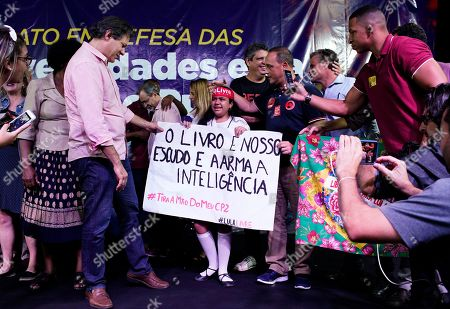 Editorial image of Education, Rio de Janeiro, Brazil - 10 May 2019