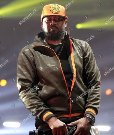 Ghostface Killah of Wu Tang Clan