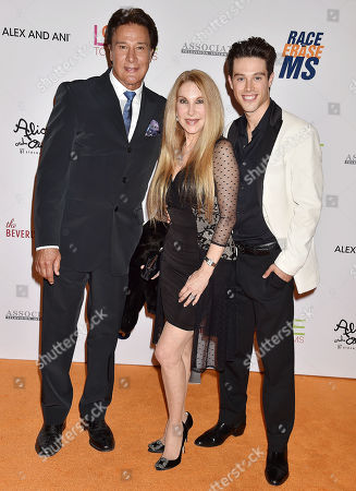Editorial picture of 26th Annual Race to Erase MS Gala, Arrivals, The Beverly Hilton, Los Angeles, USA - 10 May 2019