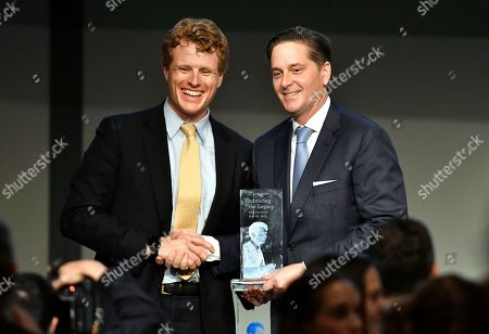 """Editorial image of Robert F. Kennedy Children's Action Corps 50th Anniversary Gala ''Embracing the Legacy"""", Boston, USA - 10 May 2019"""