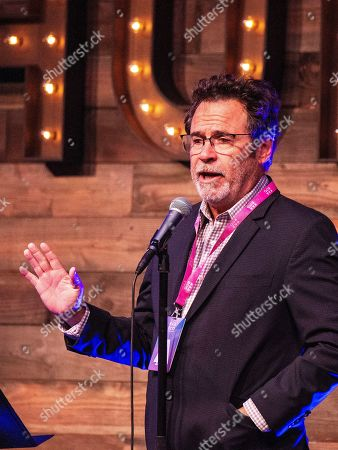 Stock Picture of Dennis Miller seen at KAABOO Texas at AT&T Stadium, in Arlington, Texas