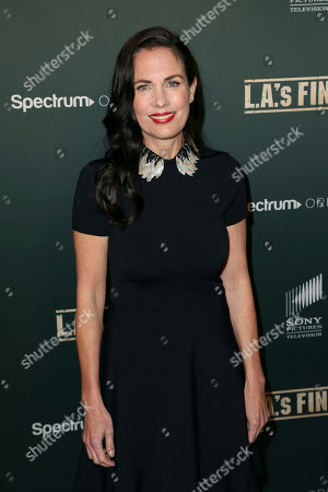 "Editorial photo of LA Premiere of ""L.A.'s Finest"", Los Angeles, USA - 10 May 2019"