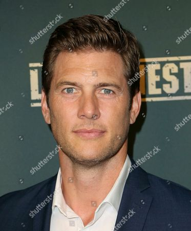 "Ryan McPartlin arrives at the LA Premiere of ""L.A.'s Finest"" at the Sunset Tower Hotel, in Los Angeles"