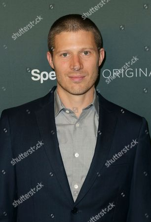 """Stock Picture of Zach Gilford arrives at the LA Premiere of """"L.A.'s Finest"""" at the Sunset Tower Hotel, in Los Angeles"""