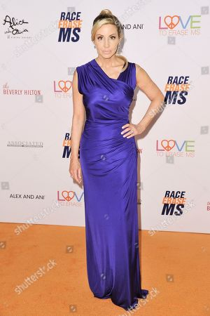 Stock Picture of Camille Grammer attends the 26th Annual Race to Erase MS Gala at the Beverly Hilton, in Beverly Hills, Calif