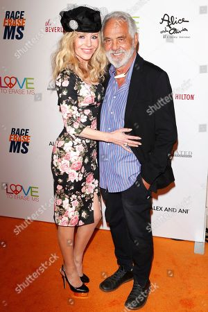 Shelby Chong and US actor Tommy Chong arrive for the 26th Annual Race To Erase MS Gala at The Beverly Hilton Hotel, in Beverly Hills, California, USA, 10 May 2019. The gala raises money for Race To Erase MS and its center without walls program.