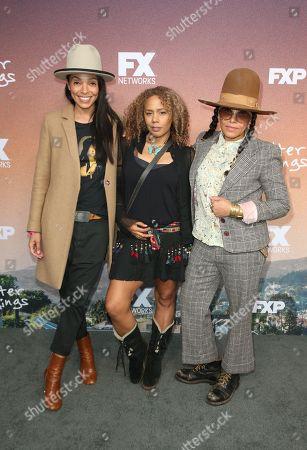 Tamara Taylor, Rachel True, Cree Summer