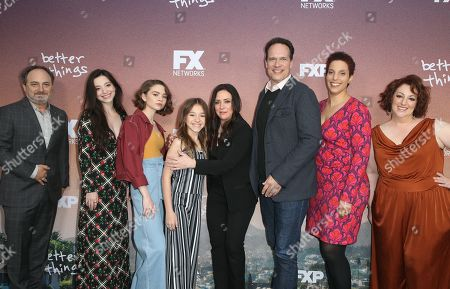 Editorial image of 'Better Things' TV Show, Season 3 premiere, Los Angeles, USA - 10 May 2019