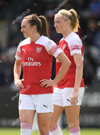 size 40 8cf0d 8c045 Lisa Evans Arsenal Women Leah Williamson Arsenal Editorial ...