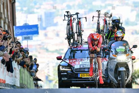 Editorial image of 102nd Giro d'Italia - first stage, Bologna, Italy - 11 May 2019