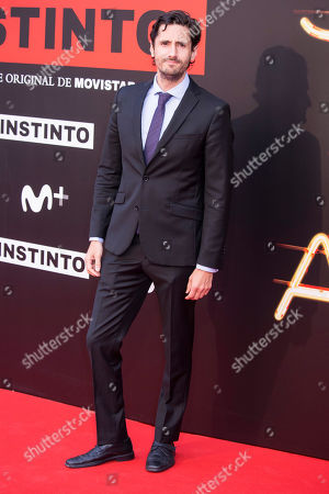 Editorial photo of 'Instinto' premiere, Madrid, Spain - 09 May 2019
