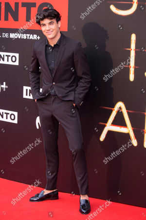 Editorial image of 'Instinto' premiere, Madrid, Spain - 09 May 2019